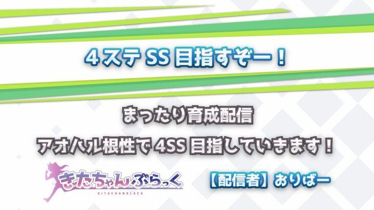【ウマ娘】まったり根性育成 2021/10/08【アオハル杯】